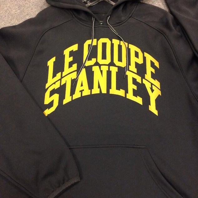 Custom NHL hoodies