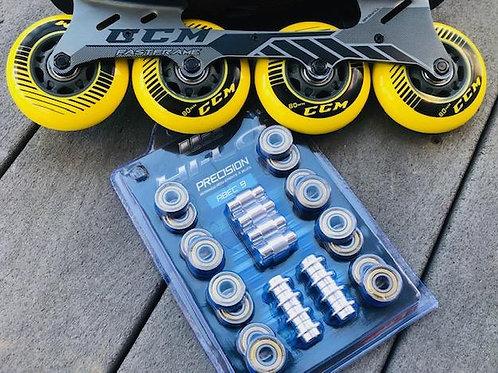 Wheels/Bearing Pro Set
