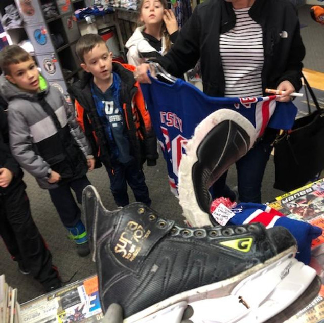 hockey kids/hockey moms