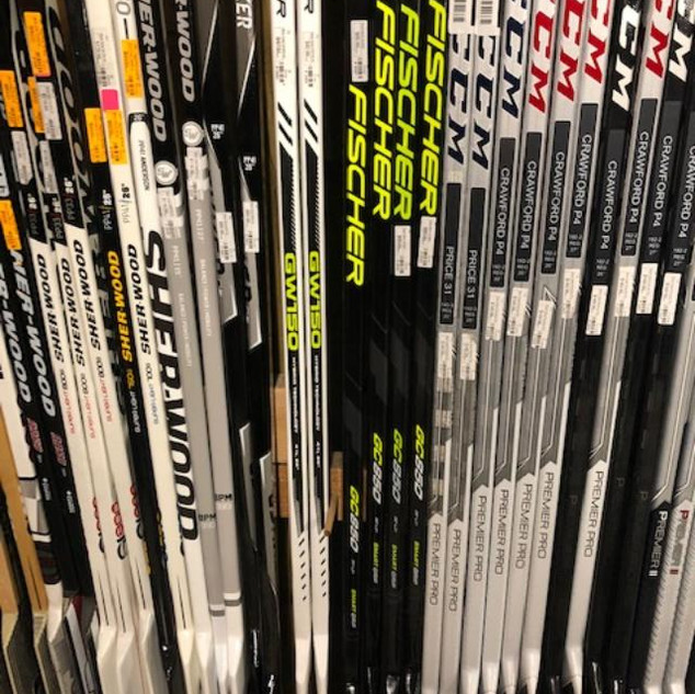 Goal sticks