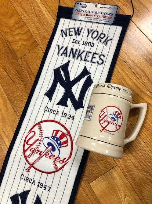 Yankees 1996 Combo Set