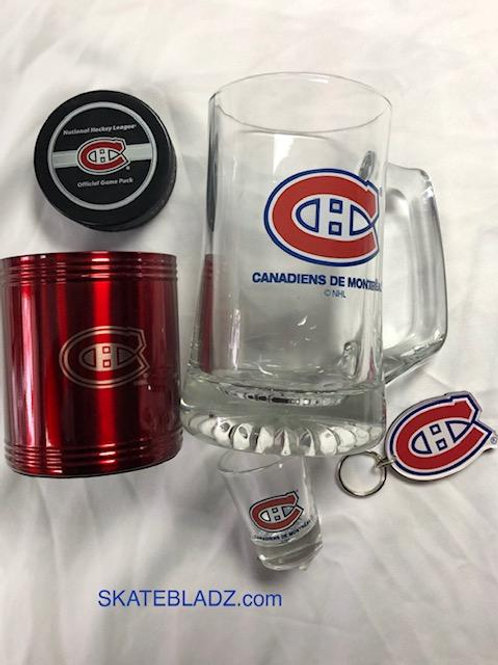 Canadiens 5 piece gift set