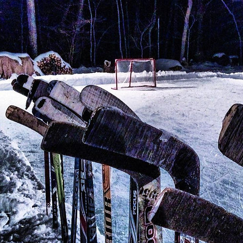 Your Backyard Rink Install