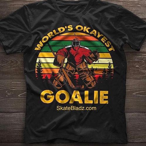 Okay Goalie Tee