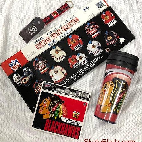 Blackhawks Gift Set