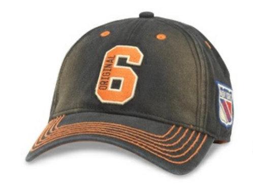 Original Six/NYR NHL Hat