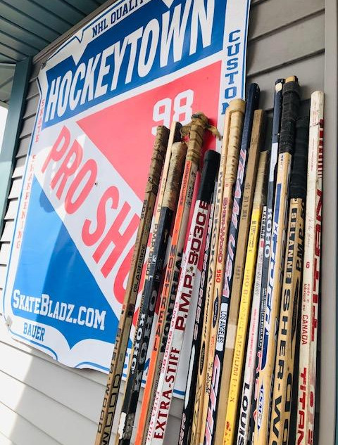 Donate your wood sticks