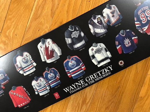 Gretzky Heritage Placque