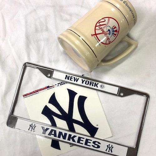Yankees combo set