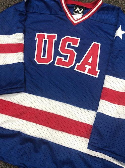 1980 USA Olympic Jersey