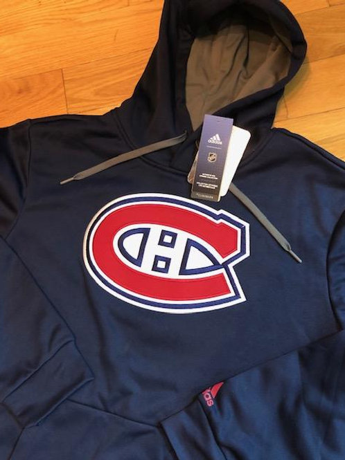 Montreal Canadiens Adidas Hoody