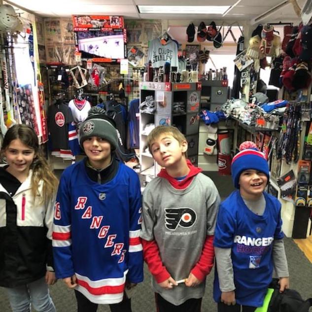kids at H'Town!