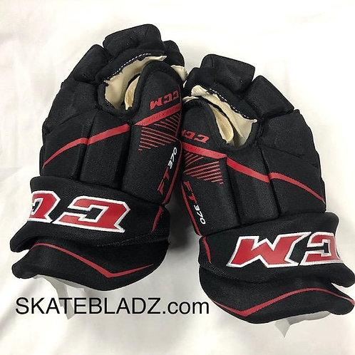 CCM Jetspeed 370 gloves