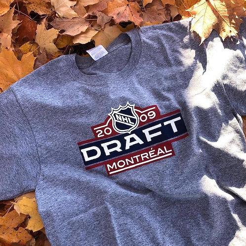 Montreal NHL 2009 Draft Tee