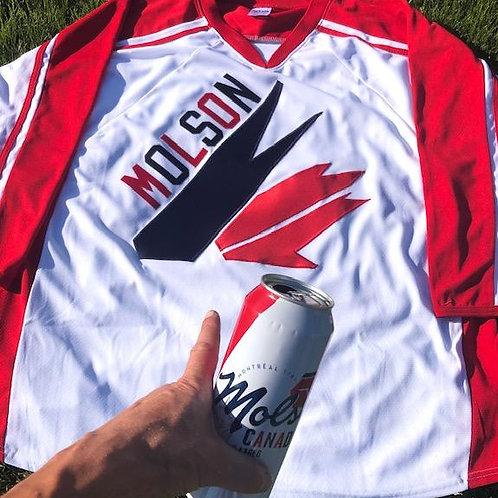 Molson Canadian Team Jersey