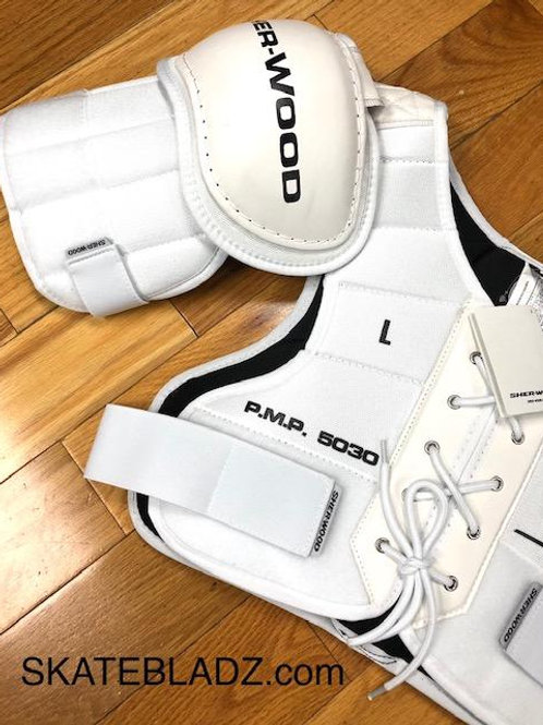 Sherwood 5030 shoulder pads