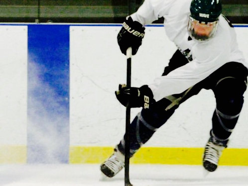 On-Ice PUCK Release Clinic