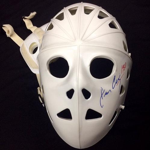 Jim Craig 1980 USA Signed Mask