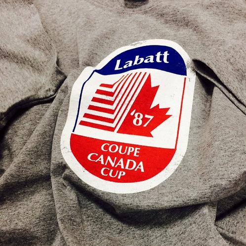 1987 Labatt/Canada Cup Tee
