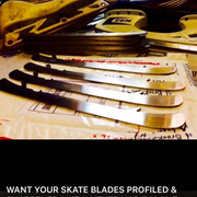 Ship your blades to us.