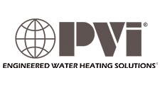 PVI Engineered Water Heating Solutions logo