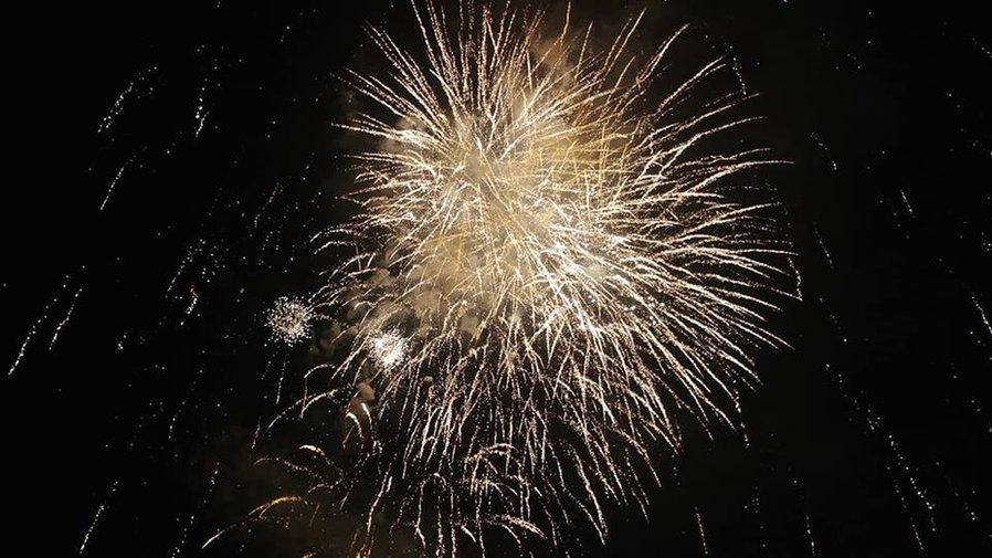 Feuerwerk Zurlauben
