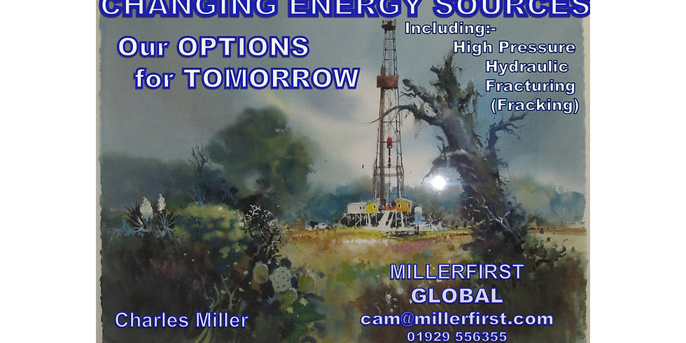 A Talk by Charles Miller, Exploring Energy Sources