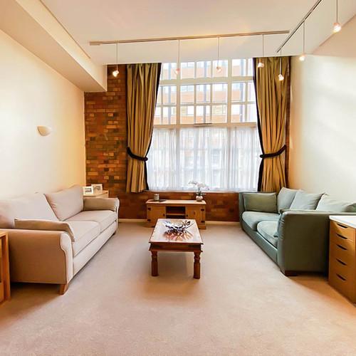 Livingroom - After Image