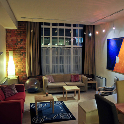 Livingroom - Before Image