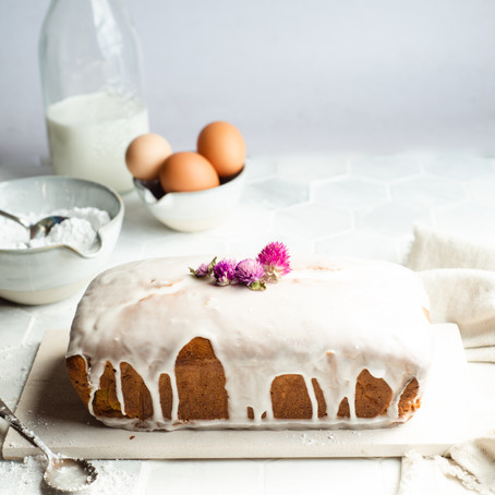 Brown Butter and Cardamom Cake