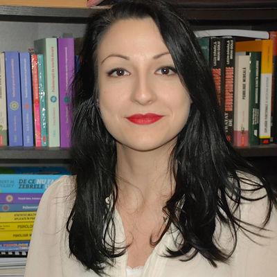 Psiholog Alexandra Nae