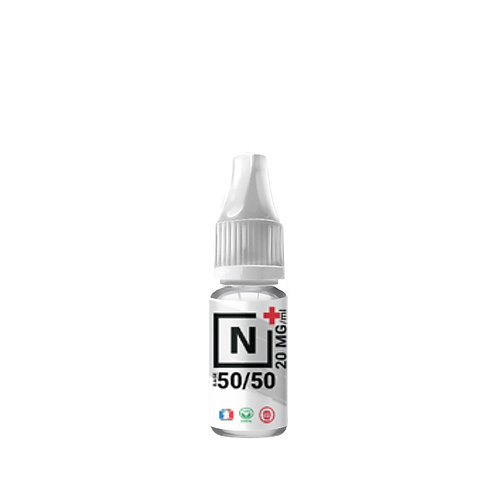 Booster Nicotine 20mg 50PG / 50VG  10ml - N+