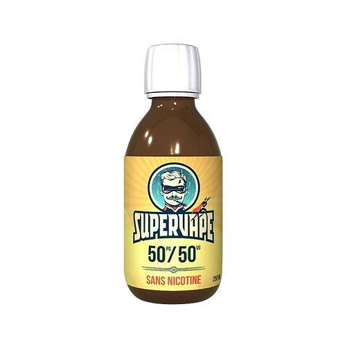 Base 50PG/50VG - SuperVape 120ml