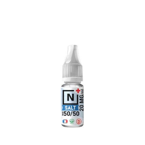 Booster Sel de Nicotine 20mg 50PG / 50VG  10ml - N+