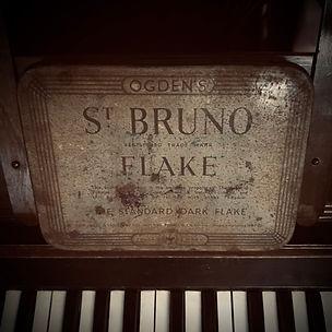 St Bruno's Flake tin