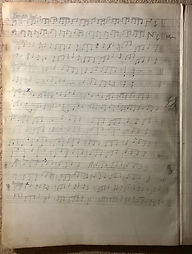 The Halifax Manuscript: seven of the seaton snook northumbrian smallpipes pieces, possibly written by Robson Booth
