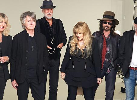 Fleetwood Mac at Wembley Stadium - a positive review