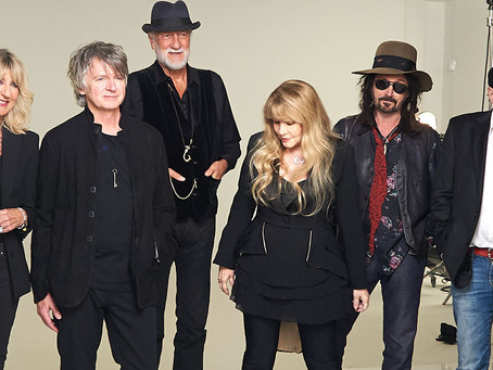 Fleetwood Mac at Wembley Stadium - a positive review