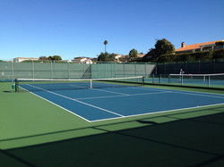 Niguel Shores Tennis Court
