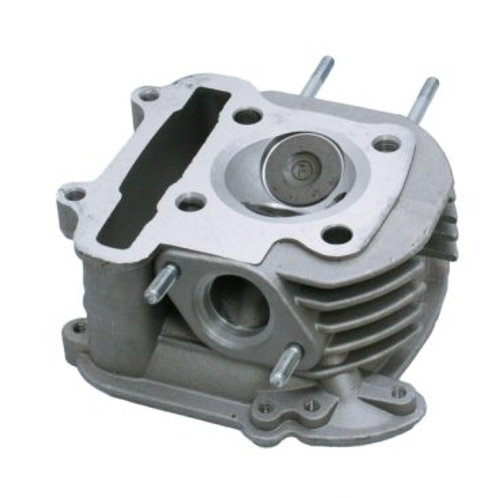 150cc GY6 Complete Cylinder Head - Emission