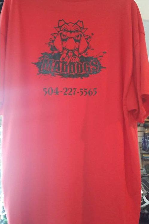 Cajun Maddog T-Shirts