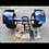 Thumbnail: Champion 125cc/Honda CT70 Trike Conversion Kit $850            Free Shipping
