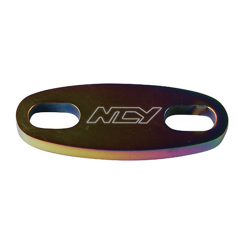 NCY EGR BLOCK-OFF PLATE; GY6 $11.99 FREE SHIPPING