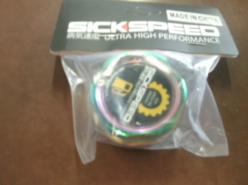 Multi Color Gas Cap For Ruckus Black Insert