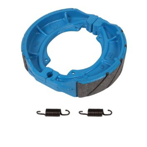 NCY Brake Shoes (Blue); GY6  150cc