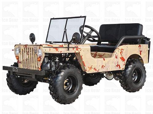 125cc Jeeps  $2199.00