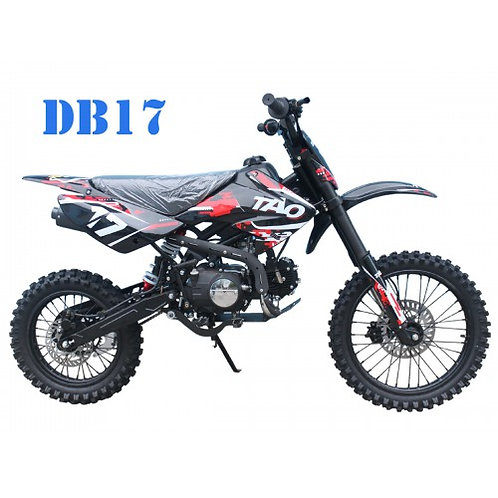 TAO MOTOR DB17 DIRT BIKE 124CC $895.00 *FREE SHIPPING**