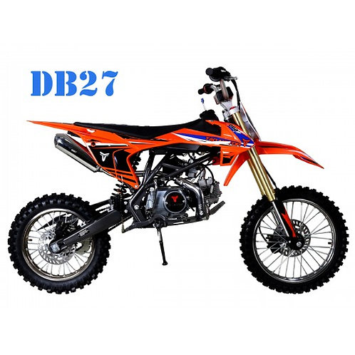 TAO MOTOR DB27 DIRT BIKE 124CC $975.00 *FREE SHIPPING**
