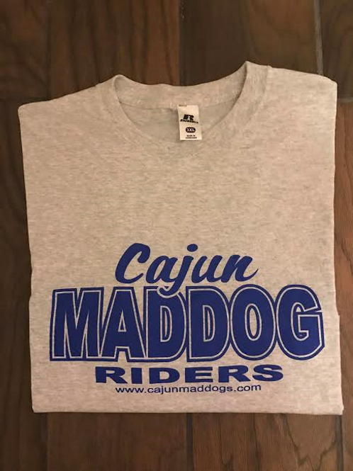 Cajun Maddog Rider T-Shirt 2XL-4XL