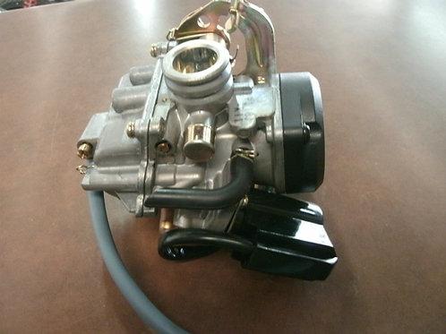 Maddog 50cc CARBURETOR (CV, 18MM, W/ ACCELERATOR PUMP); QMB139